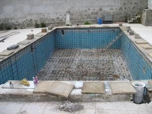 Rehabilitación de piscina Granada